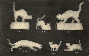 france, DIVES-SUR-MER, Poterie de Normandie, Pottery, Cat (1910s)