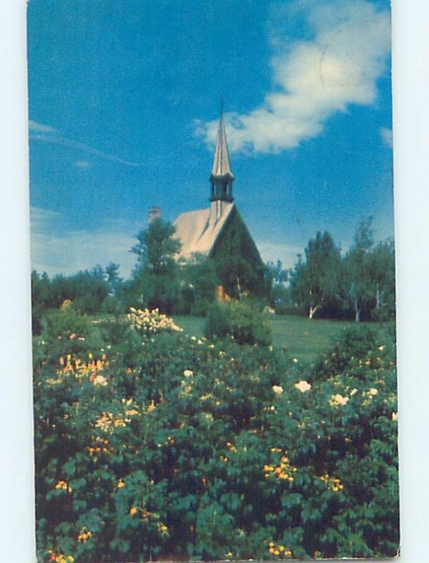 Pre-1980 CHURCH SCENE Grand Pre - Near Dartmouth Nova Scotia NS G3946