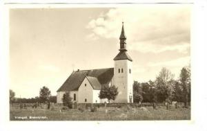 RP: Visingso. Brahekyrkan, Sweden, 30-50s