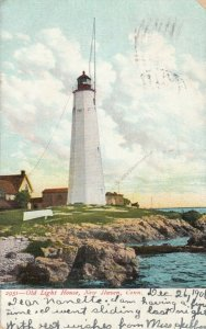 NEW HAVEN , Connecticut, 1906 , Old Lighthouse