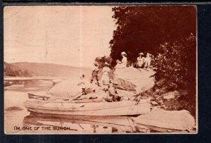 I'm One of the Bunch,Row Boat,Lake Scene BIN