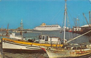 MS Bolero Ship Unused