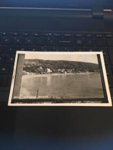 Vtg Postcard:  3425 Laguna Beach, California
