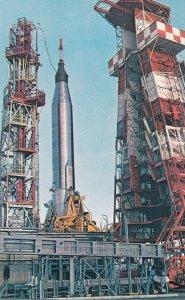 FLORIDA, PU-1985; Mercury Atlas Vehicle MA-7