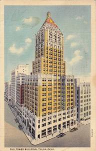 Philtower Building, Tulsa, Oklahoma, PU-1940