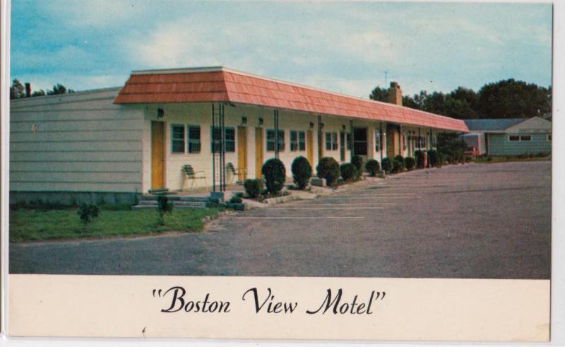 Boston View Motel Walpole Ma