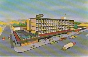 Stockmen´s Motor Hotel , KAMLOOPS , B.C. , Canada , 50-60s