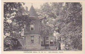 Ohio Delaware Hartupee Hall OWU Albertype