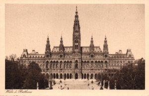 Rathaus,Vienna,Austria BIN