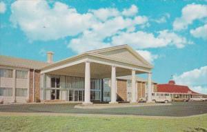 South Carolina Spartanburg The Ramada Inn