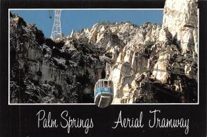 Aerial Tramway - Palm Springs, California