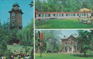 Greenwood Tower Motels and Lodge, Lake Ontario, Port Hope, Ontario, Canada, 4...