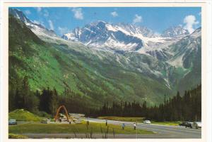Canada Summit Dedication Site Rogers Pass British Columbia