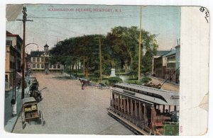 Newport, R.I., Washington Square