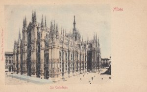 MILANO, Italy, 1901-07; La Cattedrale