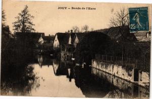 CPA JOUY-Bords de l'Eure (184557)