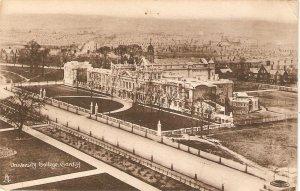 University College. Cardiff Tuck Collo-Sepia Cardiff Ser. PC # 1561