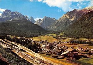 Italy Val Pusteria Moso di Sesto le Dolomiti, Pustertal Moos bei Sexten