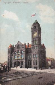 HAMILTON, Ontario, Canada, PU-1908; City Hall