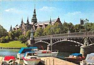 BR4897 Djurgadsbron och Nordiska Museet Stockholm  sweden