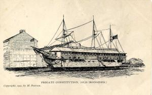 Frigate Constitution, Old Ironsides