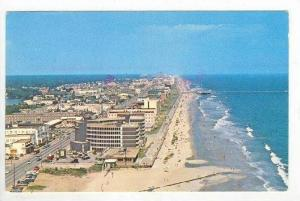 Aerial, Beach Resort, Virginia Beach, Virginia, 40-60s