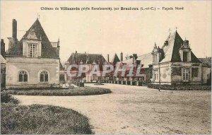Old Postcard Chateau Villesavin (Renaissance style by Brocieux (L and C) Nort...