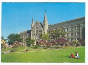 Technical University of Norway , Trondheim,  Norway  1950-70s