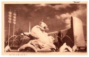 New York  Worlds Fair 1939 ,     Europa