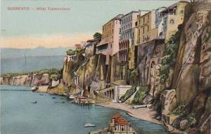Italy Sorrento Hotel Tramontano