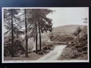 Derbyshire: BUXTON A Scene in Goyt Valley - Old Postcard by Photochrom Co. 70573