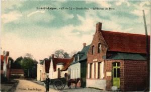 CPA SUS-SAINT-LEGER Grande Rue - Le Bureau de Poste (376170)