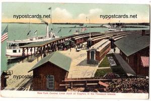 NYC Dock, Clayton NY