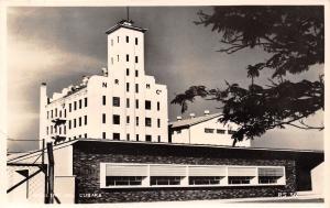 Lusaka Rhodesia Zambia~NR Milling Company~Factory~1937 Real Photo Postcard~RPPC