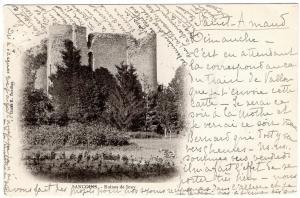 France Sancoins Ruines de Jouy 01.44