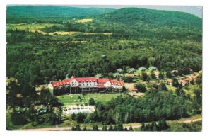 Aerial View The Pines Hotel Digby Nova Scotia Canada Vintage Postcard