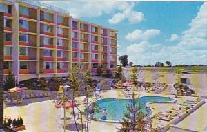 Canada Swimming Pool Constellation Hotel Toronto Ontario