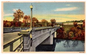Wisconsin  Rhinelander , Davenport Street Bridge