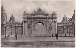Turkey Constantinople La Porte de Dolmo-Bagtche Photo
