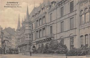 Br35741 Luxembourg Palais Grand Ducal luxembourg