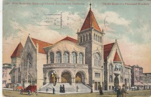LOS ANGELES , California, 1915 ; 1st M.E. Church