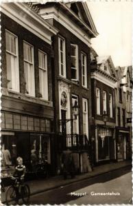 CPA Meppel Gemeentehuis NETHERLANDS (728985)