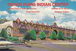 Arizona Sanders Indian Ruins Indian Center