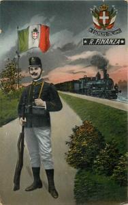 Esercito Italiano Italian Army Finanza military man rifle soldier uniform train