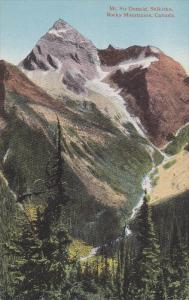 Mt. Sir Donald, Selkirks, Rocky Mountains, Canada, 1900-1910s