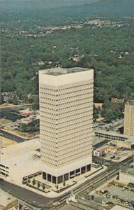 Aerial view,  Daniel Building,  Greenville,  South Carolina,  40-60s