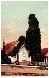 Washington Tacoma Oldest Church Toewr