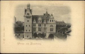 Gruss Aus Bernburg Germany c1905 Postcard