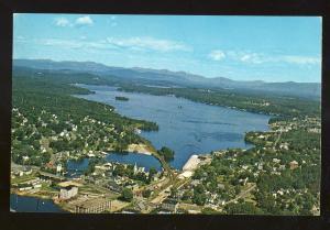 Laconia, New Hampshire/NH Postcard, Paugus Bay, Lake Winnipesaukee, 1977