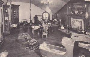 Washington DC New Hampshire Room Childrens Attic Memorial Continental Hall Al...